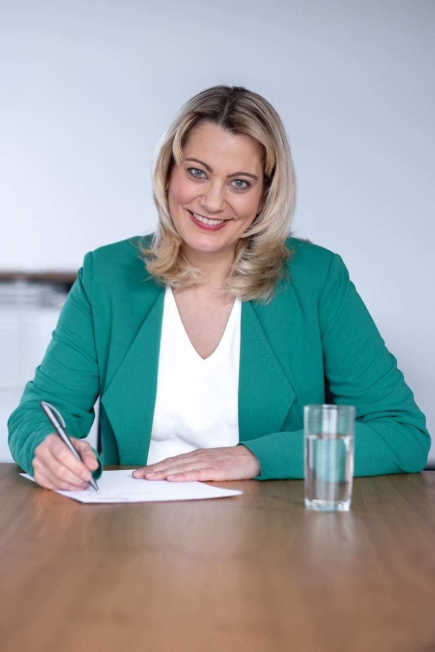 Jugendlandesrätin Daniela Winkler