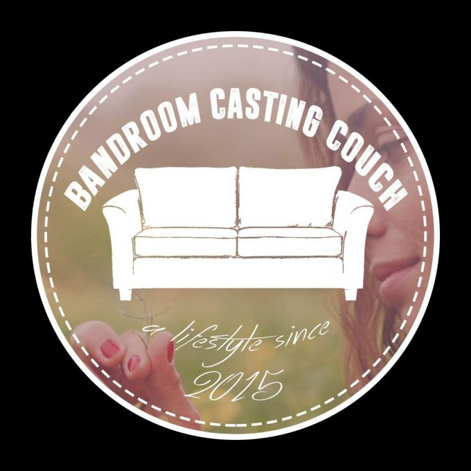 Logo der Bandroom Casting Couch