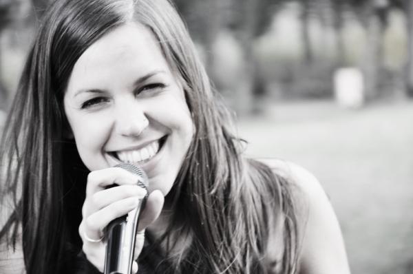 Vocalcoach Isabel Gaber