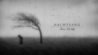 Nachtsang - Fears of Life Album Cover