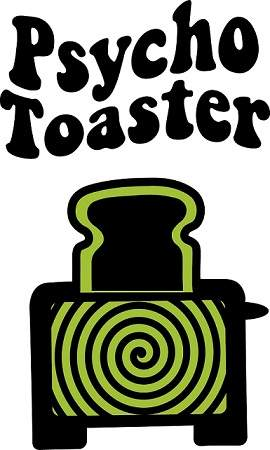 Logo der Band Psycho Toaster