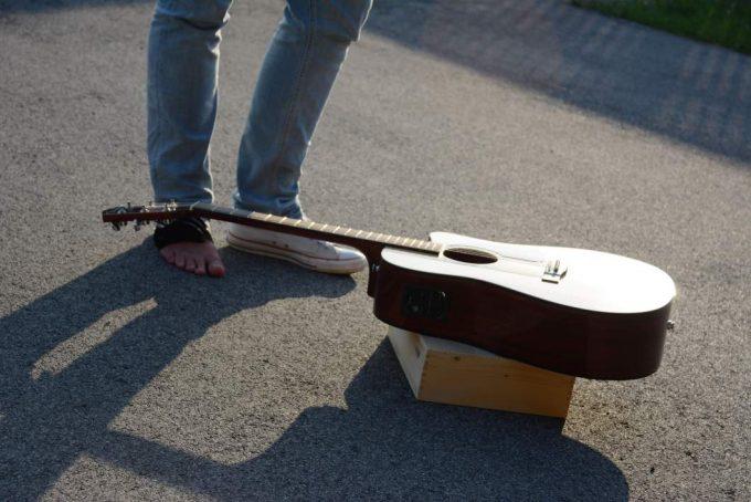 Reino's Gitarre