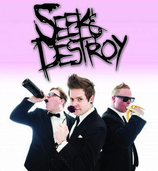 Die Band Seek & Destroy