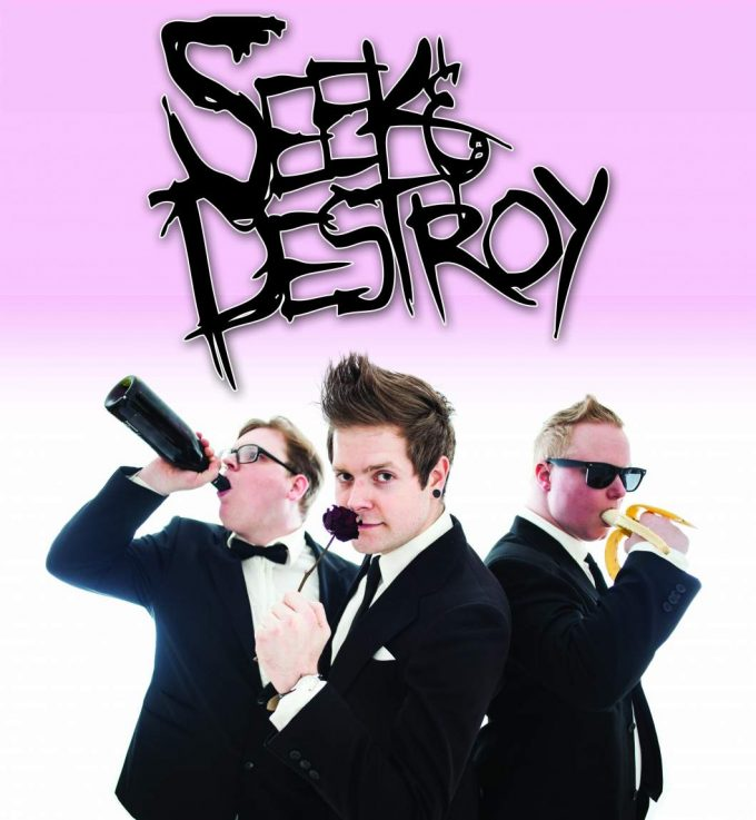 Die Band Seek & Destroy