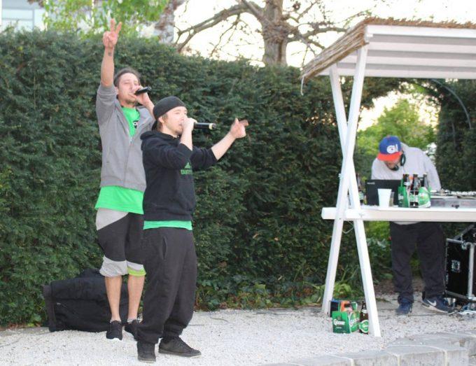 Trumpf Zwaraneinzg & Da Gärtna